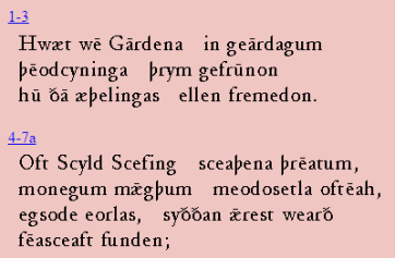 extract beowulf