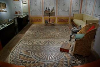 Mosaico de Bucklersbury